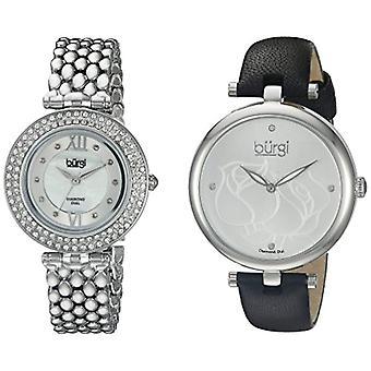 Burgi Clock Woman Ref. BUR152S