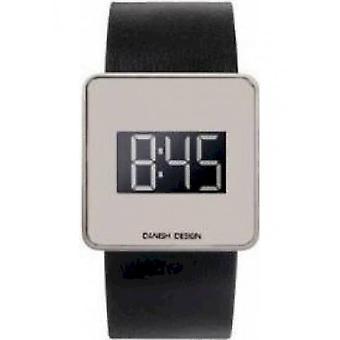 التصميم الدنماركي - ساعة اليد - الرجال - IQ12Q667 الفولاذ المقاوم للصدأ.