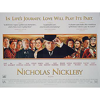 Nicholas Nickleby (Double Sided) Original Cinema Poster
