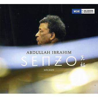 Abdullah Ibrahim - Senzo [CD] USA import