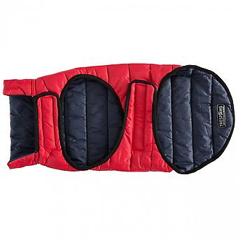 Trespass Kimmi Quilted Reversible Dog Jacket.