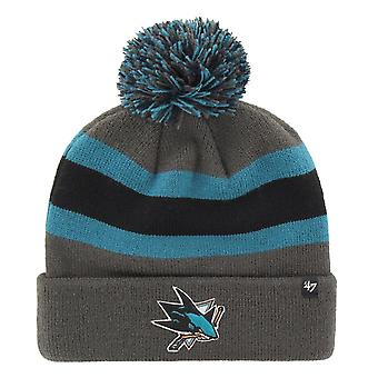 47 Marka Knit Winter Hat - BREAKAWAY San Jose Sharks