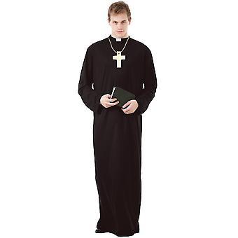 Preot rugăciune Adult costum, M
