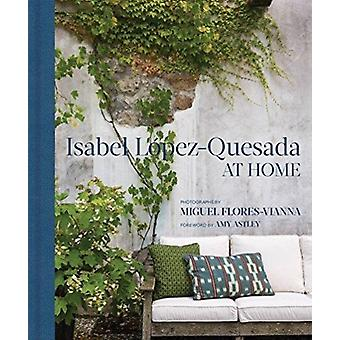 Isabel LopezQuesada At Home by Miguel Flores Vianna