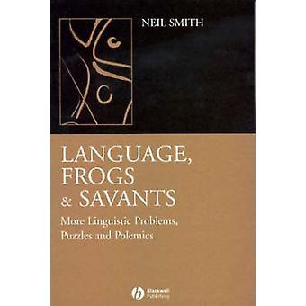 Kieli - sammakot ja Savants - enemmän kielellisiä ongelmia - palapelit ja