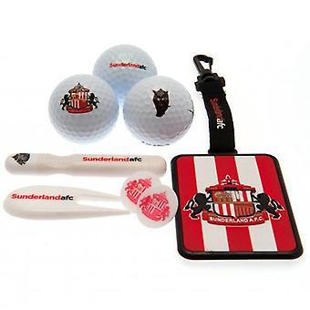 Sunderland Premium Golf Geschenkset