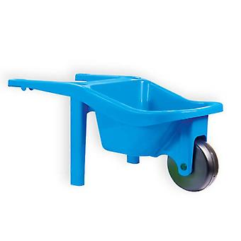 Mochtoys children's wheelbarrow 10278 for indoors and outdoors, dimensions 68 x 32 x 29