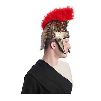 Gladiator romerske græske kriger spartanske mænd kostume blød Hat hjelm