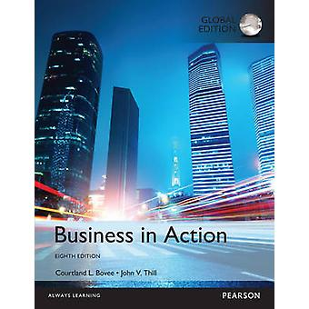 Business in Action Global Edition by Courtland Bovee