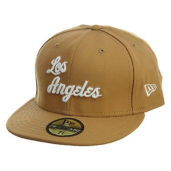 New Era 59fifty Los Angeles męskie styl: Aaa99