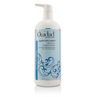 Ouidad vocht vergrendeling leave-in conditioner (alle curl types)-1000ml/33,8 oz