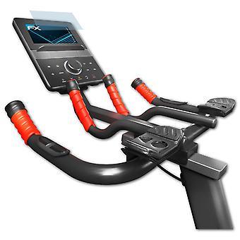 atFoliX Pellicola Vetro compatibile con Sportstech Speedbike SX600 9H Armatura di protezione