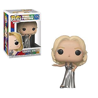Wheel of Fortune Vanna White (with chase) Pop! Vinyl
