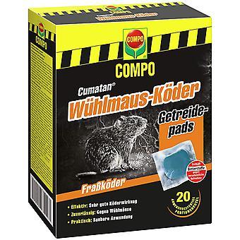 COMPO Wühlmaus-Köder Cumatan®, 200 g