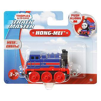 Thomas & Friends GDJ53 Trackmaster Hong Mei Push Along Engine