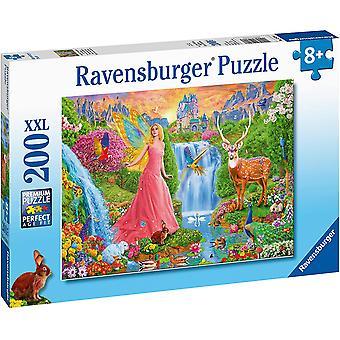 Ravensburger Fairy Magic XXL 200pc Jigsaw Puzzle