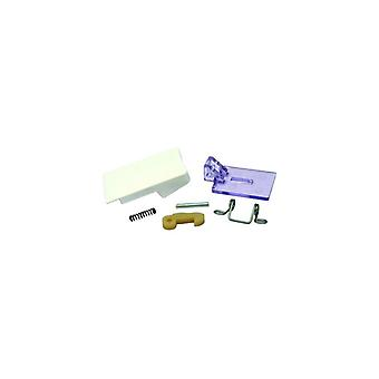 Servis Washing Machine White Door Handle Kit