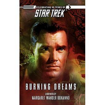 Star Trek The Original Series Burning Dreams by Bonanno & Margaret Wander
