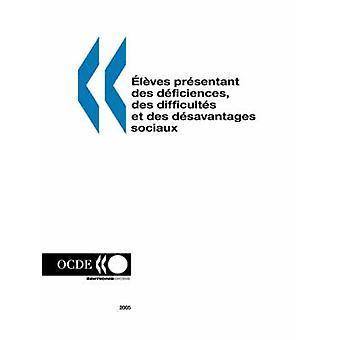eleves presentant des deficiences des difficultes et des desavantages sociaux Statistiques et indicateurs by OCDE. Publie par -versiot OCDE