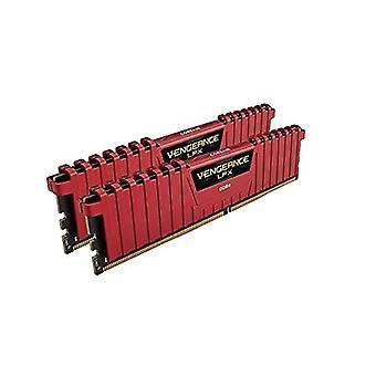 Corsair CMK16GX4M2B3200C16R Memoria interna 16 GB DDR4, Negro
