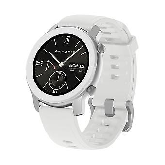 Amazfit - Smartwatch - Amazfit GTR 42MM Moonlight White - W1910TY4N