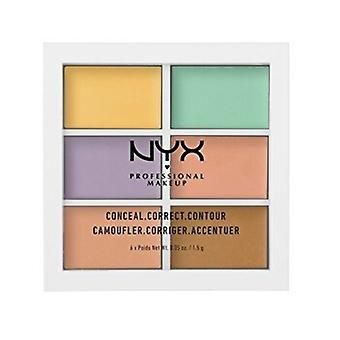NYX Color Correcting Palette 1.5g/0.05oz