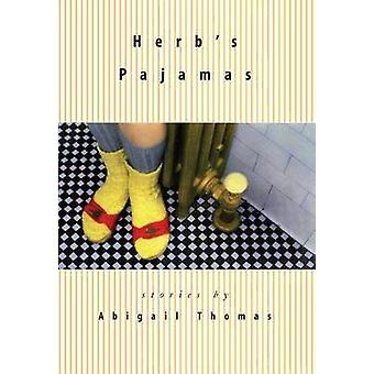Herbs Pajamas by Thomas & Abigail