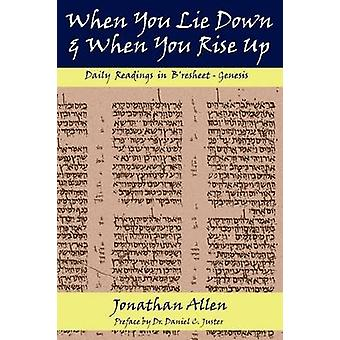 When You Lie Down and When You Rise Up  Genesis by Allen & Jonathan