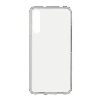 Matkapuhelin tapauksessa TPU Edge Huawei P Smart Pro 2019 KSIX Flex läpinäkyvä