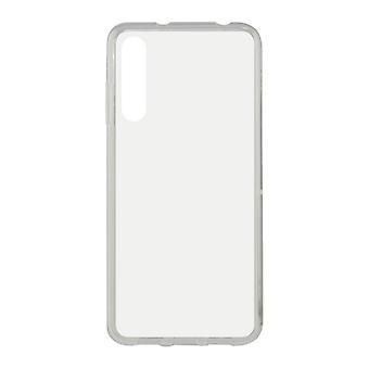 Funda para teléfono móvil con TPU Edge Huawei P Smart Pro 2019 KSIX Flex Transparent