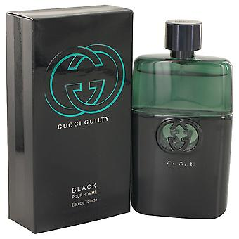 Gucci Guilty Black Cologne by Gucci EDT 90ml
