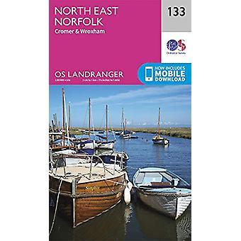 North East Norfolk - Cromer & Wroxham - 9780319263563 Book