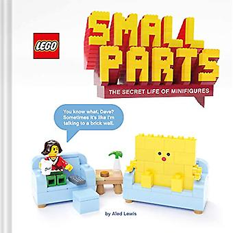 LEGO (R) Small Parts - The Secret Life of Minifigures by Aled Lewis -