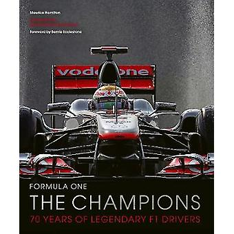 Formula One - The Champions - 70 years of legendary F1 drivers by Mauri