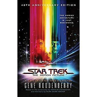 Star Trek - The Motion Picture by Gene Roddenberry - 9781982139193 Book