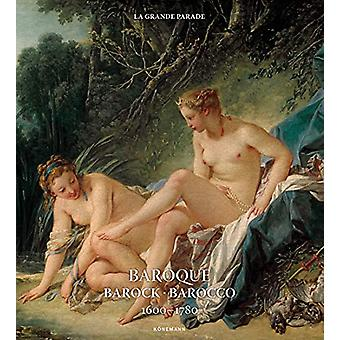 Baroque 1600-1780 by Kristina Menzel - 9783741921414 Book