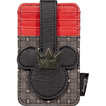 Kingdom Hearts Mickey Card Holder