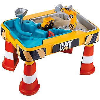 theo klein cat sand and water play table standard set garden outdoor play ages
