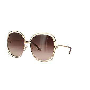 Chloe CE126S 784 Rose Gold/Brown Gradient Sunglasses
