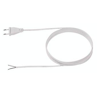 Bachmann 202.284 Current Cable White 2.00 m