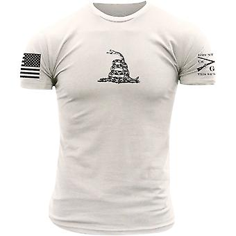 Grynt stil Gadsden Grundlæggende T-shirt - Sand