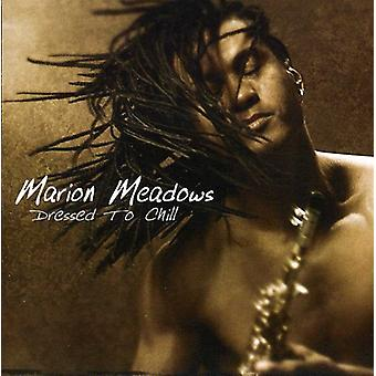 Marion Meadows - Dressed to Chill [CD] USA import