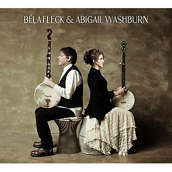 Fleck, Bela & Washburn, Abigail - Bela Fleck & Abigail Washburn [CD] USA import
