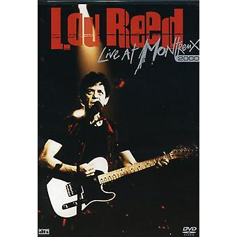 Lou Reed - Live at Montreux 2000 [DVD] USA import