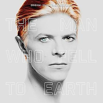 Man Who Fell to Earth / O.S.T. - Man Who Fell to Earth / O.S.T. [CD] USA import
