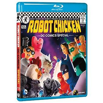 Robot Chicken: Dc Comics Special [Includes Digital Copy] [Ultraviolet] [BLU-RAY] USA import