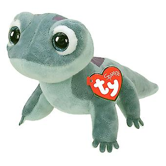 TY Mütze Frozen 2 Bruni der Salamander Plüsch Spielzeug