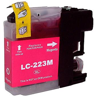 RudyTwos Replacement for Brother LC-223M Ink Cartridge Magenta Compatible with MFC-J5720DW, MFC-J680DW, MFC-J880DW