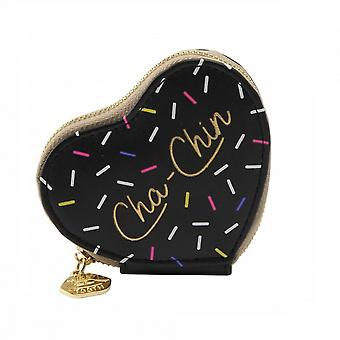 Sweet Tooth Womens/Ladies Cha Chin Heart Purse