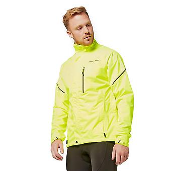 Altura Men's Nevis Waterproof High-Visibility Jacket Yellow